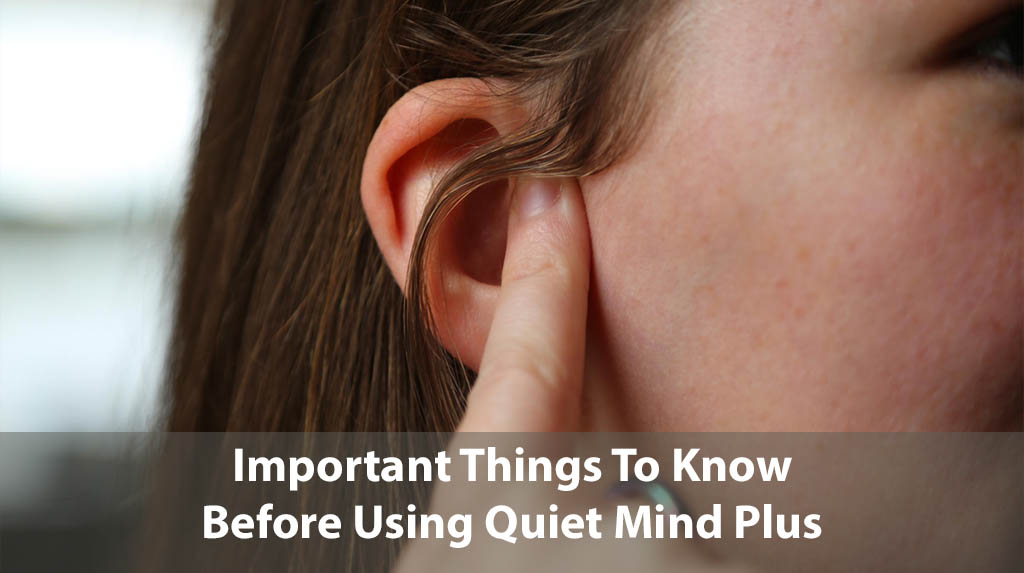 Quiet Mind Plus Reviews Things To Know Before Buying