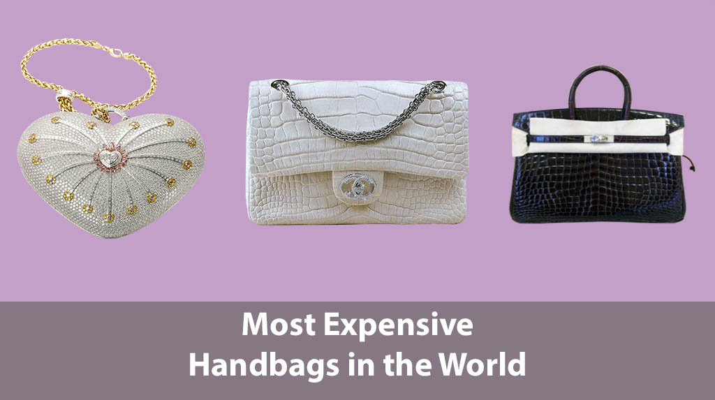 8c50f3b647 10 Most Expensive Handbags in the World