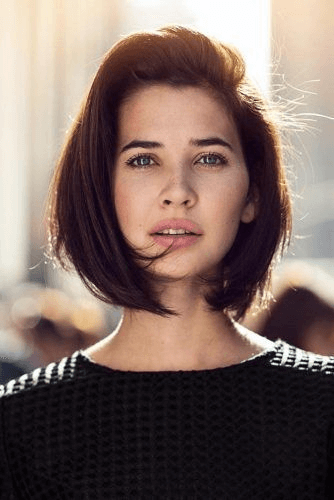 Best hairstyles for fat faces for Women