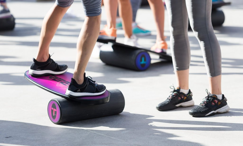 Electronic Balance Boards
