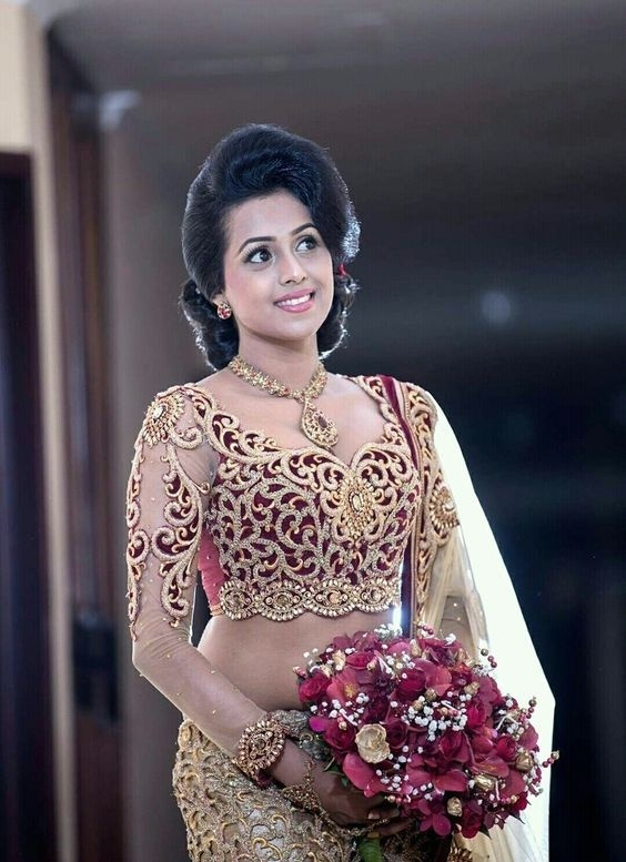 best blouse designs for wedding