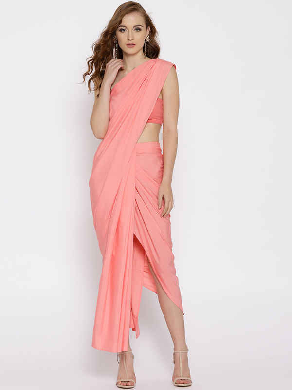 best saree designs for farewell